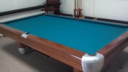 Location - Topline pool table